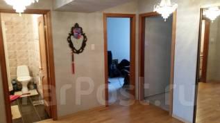 3-комнатная, улица Станюковича 14. Эгершельд, частное лицо, 97 кв.м. Прихожая