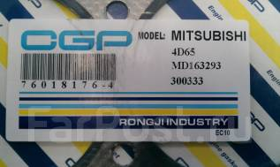 Прокладка головки блока цилиндров. Mitsubishi: Galant, Chariot, Lancer, Mirage, Eterna, Bravo, Colt Двигатель 4D65