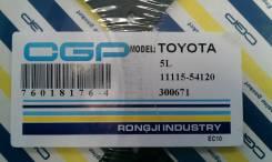 Прокладка головки блока цилиндров. Toyota Dyna Двигатели: 5L, S05CTA