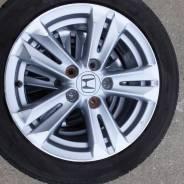 Оригинальные колеса Honda CRZ. 6.0x16 5x100.00