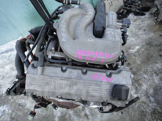 Контрактный б/у двигатель 18 4E2 на BMW
