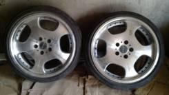 Пара колес R18 8JJ +45. 8.0x18 5x114.30 ET45