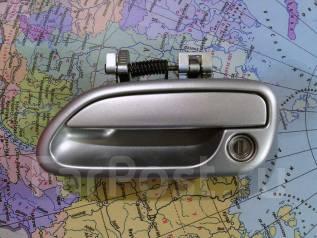Ручка двери внешняя. Subaru Legacy B4, BE9, BEE, BE5, BES, BH5, BH9, BHC, BHE Subaru Legacy, BHC, BES, BHE, BH5, BHCB5AE, BEE, BE5, BH9, BE9