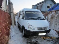 ГАЗ Соболь. Продается Соболь, 2 400 куб. см., 7 мест