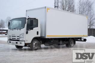 Isuzu Elf. Изотермический фургон Isuzu ELF (NQR90L-M), 5 193куб. см., 4 500кг. Под заказ