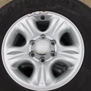 Оригинальные колеса Toyota SURF. 7.0x16 6x139.70