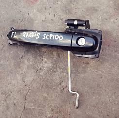 Ручка двери внешняя. Toyota Ractis, NCP100, SCP100, SCP105