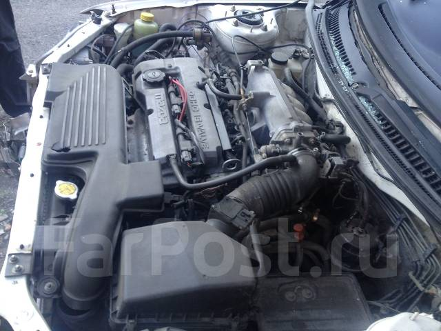 Стоп-сигнал. Mazda Familia, BG5P