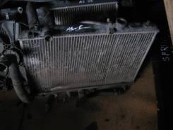 Радиатор охлаждения двигателя. Suzuki Cultus, GC21W Двигатель G15A