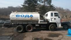 Isuzu Giga. Продам по запчастям цистерну бочку (водовоз, емкость) под питьевую воду, 16 000 куб. см., 10,00куб. м.