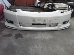 Бампер. Toyota Wish, ZNE10G, ZNE10 Двигатель 1ZZFE