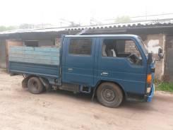 Mazda Titan. Продам двух кабинный грузовик в очень хорошем состоянии, 3 000куб. см., 1 500кг., 4x2