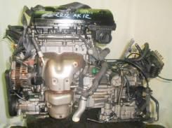 Двигатель CR12-DE Nissan