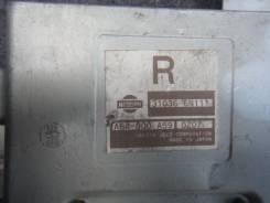 Блок управления автоматом. Nissan Bluebird Sylphy, QNG10 Двигатель QG18DE