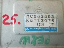 Блок управления двс. Mitsubishi Pajero, V46WG, V46W, V26WG Mitsubishi Delica, PD8W Mitsubishi Delica Space Gear, PE8W, PD8W, PF8W Двигатель 4M40