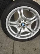BMW E46 M оригинальное литьё на шинах 225/245 R17 Michelin Pilot Sport. 7.5/8.5x17 5x120.00 ET45/50 ЦО 72,6мм.