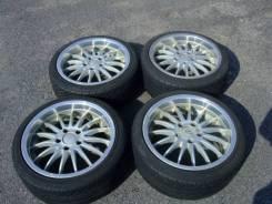 318I Touring M спорт Breytone R18 с шинами Wanli 225/40. 8.5x18 5x120.00 ET38 ЦО 72,6мм.