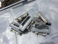 Ручка двери внешняя. Toyota Sprinter Carib, AE95 Двигатель 4AFHE