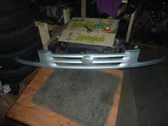 Решетка радиатора. Toyota Raum, EXZ10 Двигатель 5EFE