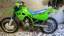 Kawasaki KDX 250. 250 куб. см., исправен, птс, с пробегом