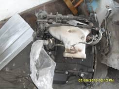 Двигатель в сборе. Mazda MPV, LWEW Двигатель FS