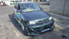 Обвес кузова аэродинамический. Mazda Demio