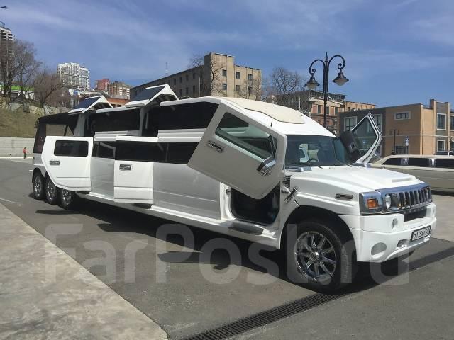Лимузины-автобусы.