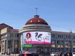 "LED-экраны и Медиа-фасады с завода ""под ключ"" от 44 900 руб. / кв. м."