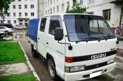 Isuzu Elf. Продается грузовик Isuzu ELF 1990г, 2 700 куб. см., 1 500 кг.