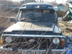 Nissan Safari. WRGY60, TD42