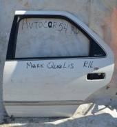 Дверь боковая. Toyota Mark II Wagon Qualis, SXV20W