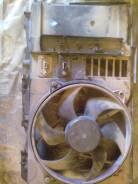 Вентилятор охлаждения радиатора. Peugeot 406