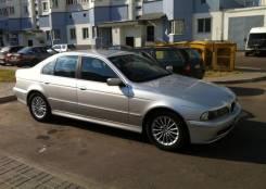 Крышка богажника. BMW 5-Series, E39 Двигатели: M54B22, M54B25, M54B30, M54