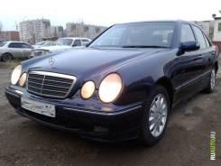 Балка. Mercedes-Benz E-Class, 210 Двигатель 612