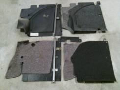 Шумоизоляция. Subaru Legacy, BE5, BEE, BE9 Subaru Legacy B4, BE5, BE9, BEE