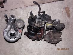 Турбина. Mitsubishi Galant Двигатели: 4D68, 4D65