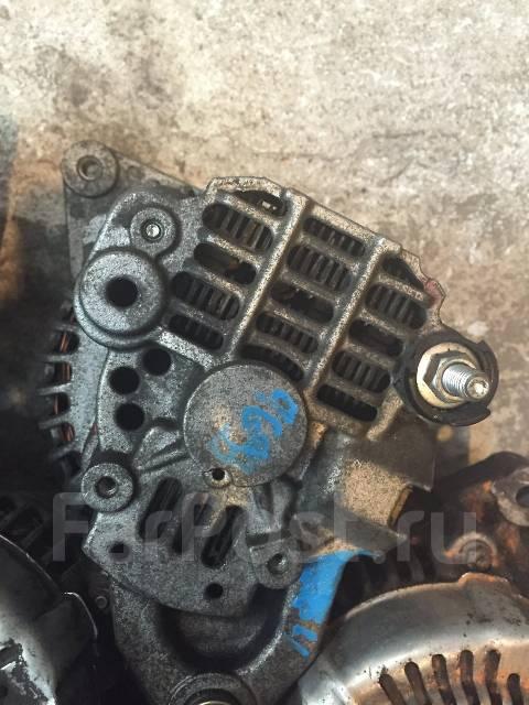 Генератор. Mitsubishi Pajero iO, H61W Двигатели: 4G93, GDI