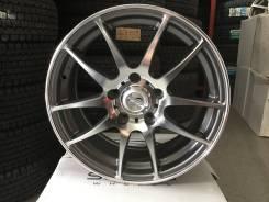 Sakura Wheels. 6.5x16, 5x114.30, ET45, ЦО 73,0мм.
