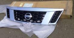 Решетка радиатора. Nissan NV350 Caravan, DS4E26, VW6E26, CS4E26, VR2E26, KS2E26, VW2E26, DW4E26, KS4E26, CW8E26, CW4E26 Двигатели: QR25DE, YD25DDTI, Q...