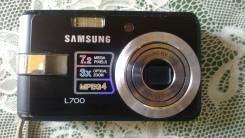 Samsung L700. 7 - 7.9 Мп, зум: 14х и более