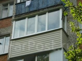 Остекление балконов.