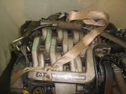 Контрактный б/у двигатель + КПП Mazda GY