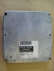 Блок управления двс. Toyota Isis, ZNM10 Двигатель 1ZZFE