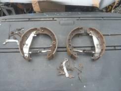Механизм стояночного тормоза. Toyota Hiace, KDH200K Двигатель 2KDFTV