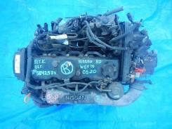 Двигатель Nissan AD, WEY10, CD20