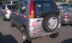 Бак топливный. Daihatsu Terios Kid, J111G, 111G, J131G Двигатели: EFDEM, EFDET