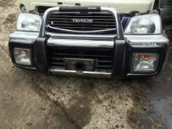 Решетка радиатора. Toyota Cami Daihatsu Terios, J102G, J122G, J100G Двигатели: K3VET, HCEJ