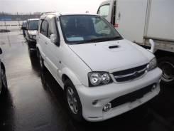 Радиатор охлаждения двигателя. Toyota Cami Daihatsu Terios, J102G, J122G, J100G Двигатели: K3VET, HCEJ