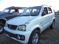 Крыло. Toyota Cami Daihatsu Terios, J102G, J122G, J100G Двигатели: K3VET, HCEJ