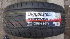 Bridgestone Potenza. Летние, без износа, 4 шт